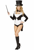 Mischievous Magician Sexy 5 PC Costume