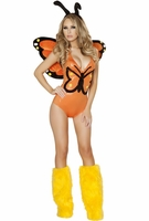 Monarch Butterfly Sexy Costume