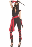 Mortal Ninja Sexy 5 PC Costume