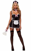 Parisian Maid Sexy Costume
