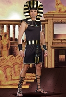 Pharaoh King Men's Costume