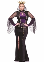Plus Size Evil Queen 3 PC Costume