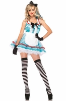 Psychedelic Alice Sexy Costume