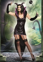 Queen Of Darkness Sexy Costume
