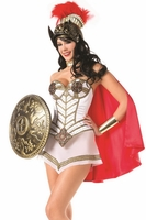 Queen Of Warriors Sexy 3 PC Costume