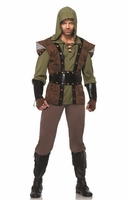 Robin Hood Sexy Men's Costume