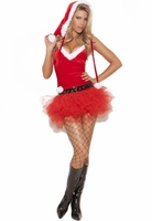 Santa's Sweetie 3 PC Costume