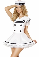 Sexy Sailor Maiden Sexy 2 PC Costume