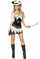 Sexy Shipwrecked Sailor Sexy 5 PC Costume