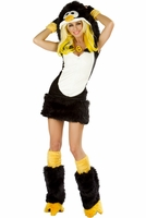 Sunshine Penguin Sexy Costume