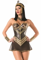The Nile Princess Sexy 4 PC Costume