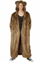 Unisex Bear Of Love Coat
