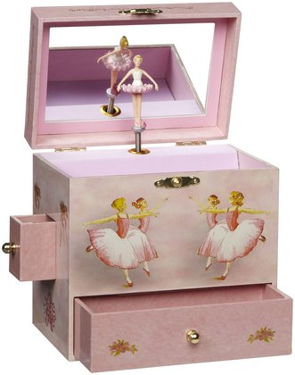 Baby and Childrens Gifts-Ballerina Jewelry Boxes and Heirloom Gifts and Dolls