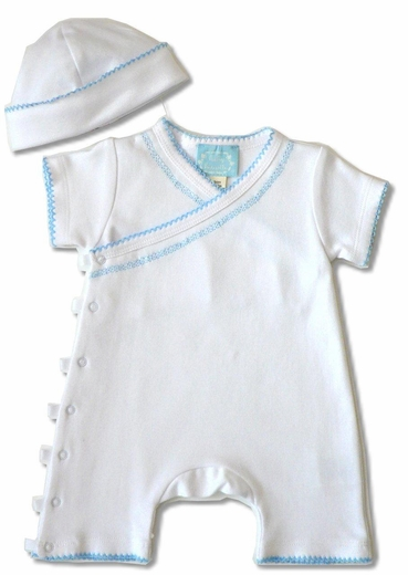 "Biscotti Baby -1PC+Hat- Size ""NB"""