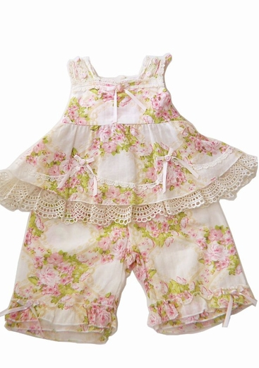 Biscotti Baby*Parlor Rose* Dress