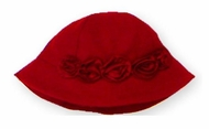 Biscotti Baby *Tis The Season* Christmas red Hat