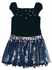 Biscotti Dresses-Gatsby Girl - Size 4-6-6x Left Only!