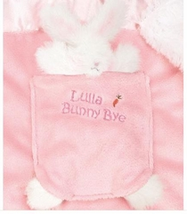 Bunnies by the bay *Blossom's Lulla Bunny Bye Binkie*-Pink