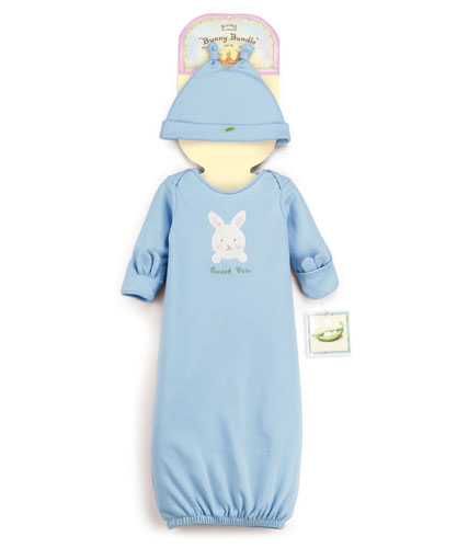 Bunnies By The Bay *Bunny Bundle Set - Blue* Fits 0-3m