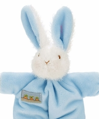 Bunnies By The Bay - *Sweet Hops* Blue, Size 6""