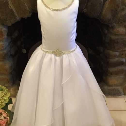 Christie Helene-BL5 Communion Dress