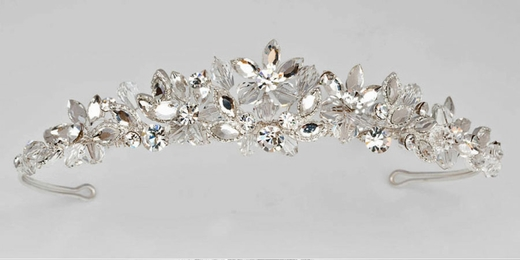 Communion Head Piece- with or with-out Veil Attached
