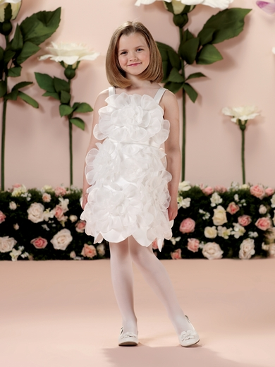 Joan Calabrese-114331- Flower Girl or Special Occasion Dress- Ivory