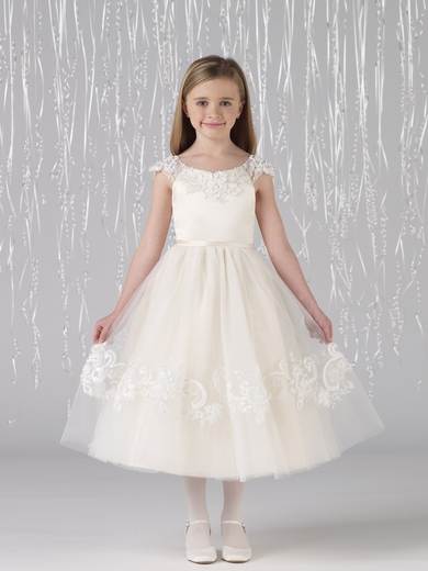 Joan Calabrese-212370 Satin and Tulle-