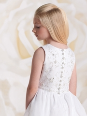 Joan Calabrese- First Holy Communion Dress- 115307-Half Sizes Available
