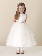 Joan-Calabrese- Flower Girl -Tulle and organza