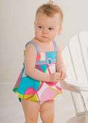 Kate Mack *A La Mod*  Tankini - Sizes 18m to 4t