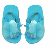 Kate Mack 'Bird of Paradise' Toddler Sandal soldout!