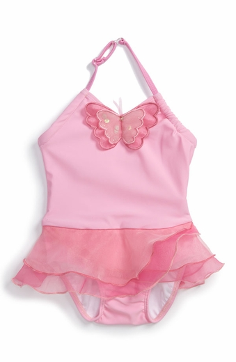 Kate Mack-*Butterfly Ballet* -One Piece Swimsuit  -Sizes 3m