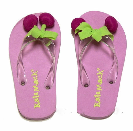 Kate Mack *Cherry Picked* Flip Flop