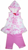 Kate Mack*Pink Provence*  Clothing- 2pc -Sold out