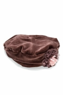 Kate Mack-*Swiss Mocha Hat in Cocoa* 4-16 *sold out*