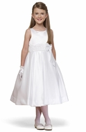 Us Angels Communion Dress *The Lace-Style 281* - Size 8 & 10 Left Only!