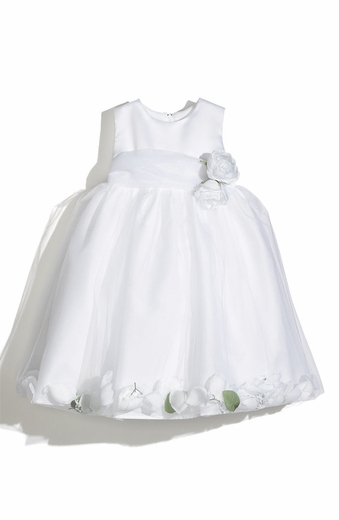 Us Angels Flower Girl *Petal Dress-Style 705* - Sizes 12m to 14yr -(A Custom Event)