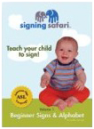 Beginner Signs & Alphabet DVD