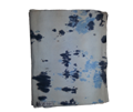 Blue-White Tie Dye Sash (does not convert to carry pouch)