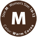 Warm Cocoa Baby Wrap - Size M