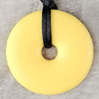 Sunshine Yellow Pendant