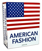 AMERICAN FASHION slipcase