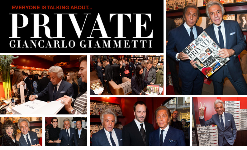 Private: Giancarlo Giammetti | Order Now