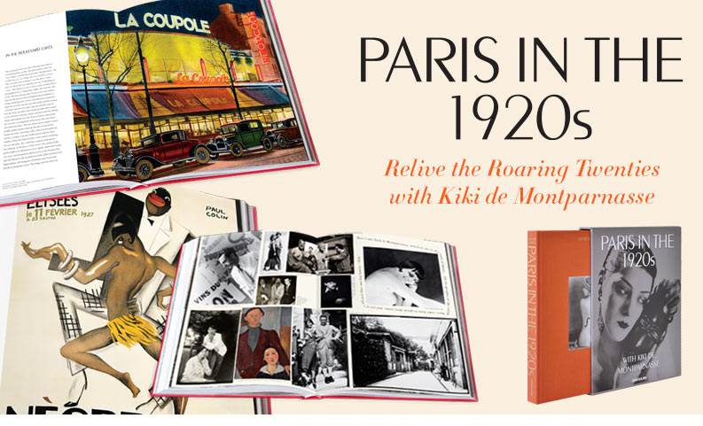 Relive the Roaring Twenties with Kiki de Montparnasse