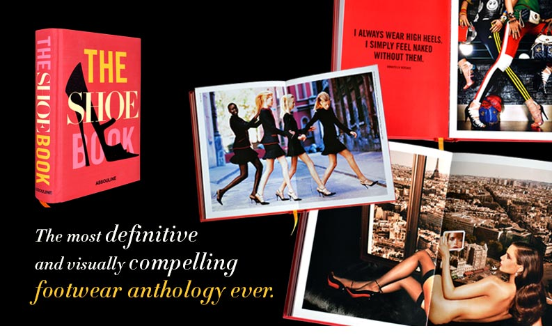 The Shoe Book: A Definitive and Visually Compelling Anthology