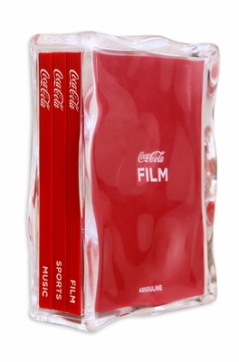 Limited Edition: Coca-Cola Set of Three: Film, Music, Sports