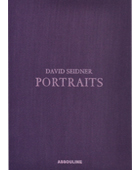 David Seidner: Portraits - Dark Purple<br> (17 copies left)