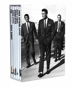 Men memoire: 5-book slipcase