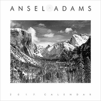 Ansel Adams 2017 Engagement Calendar